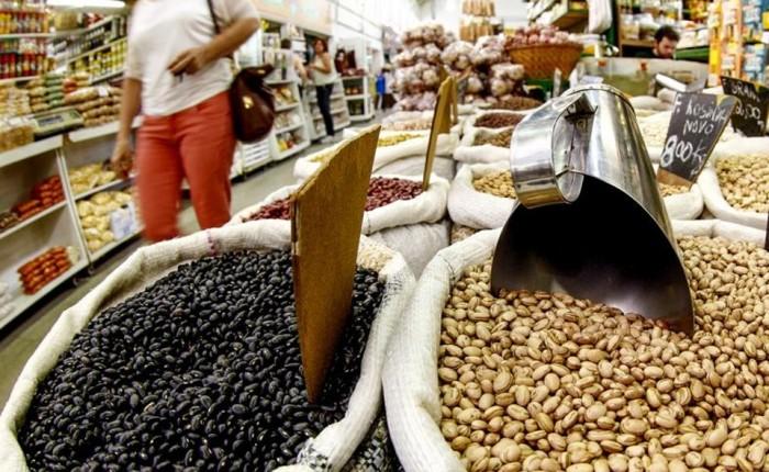O plantio e a colheita do feijão de 4reais