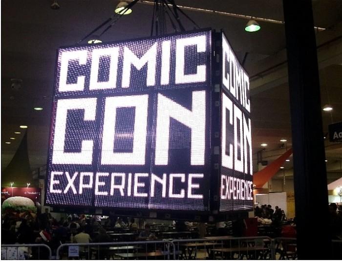Estivemos na Comic ConExperience!