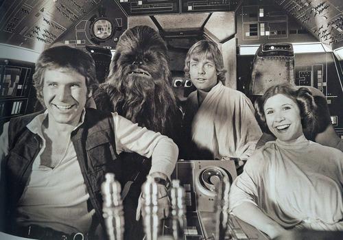 Considerações finais (e aleatórias) depois de assistir Star Wars Episódios1-6