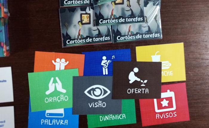 Promovendo a Visão: Como utilizar os Cartões de Tarefas na minhaCélula?